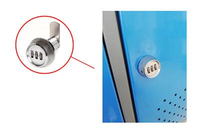 Cerraduras para lockers, todo lo que necesitas saber